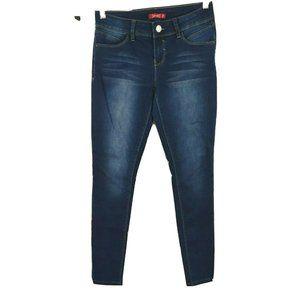 YMI Slim-Hers Skinny Jeans Juniors Size 9 Dark